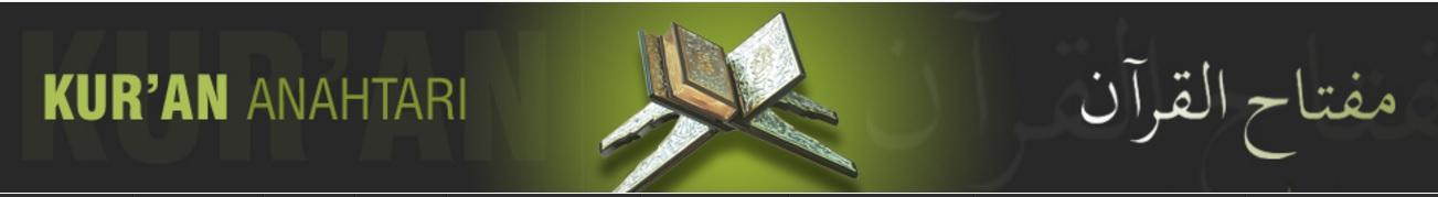Kur'an Anahtarı